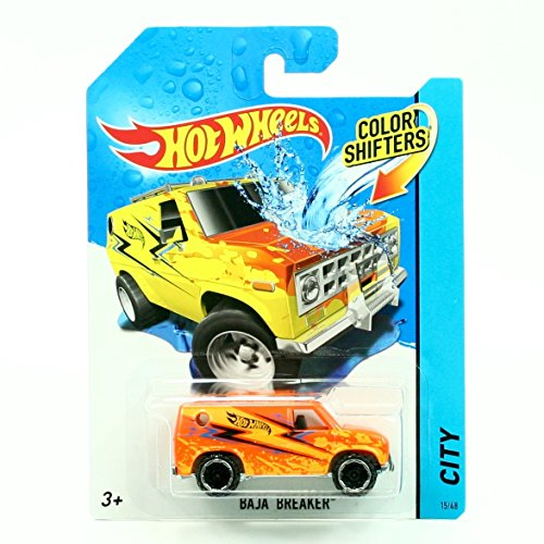 Hot Wheels Bhr15 Hot Wheels® Color Shifters City Car Toys Assorted Styles (Hot Wheel Baja Truck compare prices)