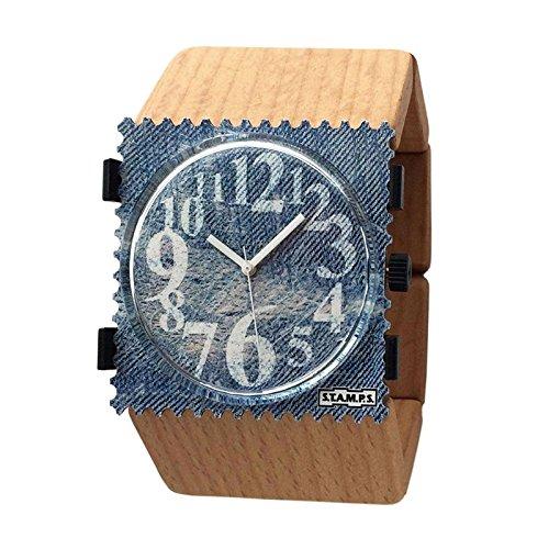 S.T.A.M.P.S. pulsera 103541 Belta Wood Beige
