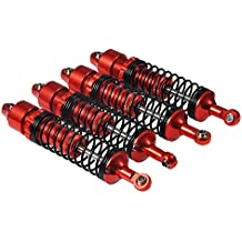 RCLions 90mm RC Shock Absorber for 1/10 RC Crawler Car AXIAL SCX10 Wraith CC01 D90 TRX-4