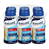 Ensure Plus Ready To Drink Nutrition Shake 8 Oz, 6 ea (Vanilla, 1 Pack) Review