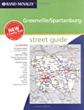 Atlas 1st Edition Greenville and Spartanburg, South Carolina, Rand McNally, 0528954849