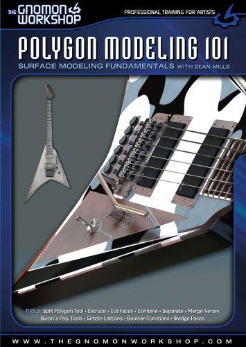 Polygon Modeling 101: Surface Modeling Fundamentals (Polygon Modeling)