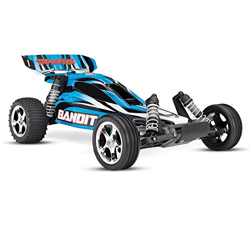 Traxxas Radio System 2Wd Off-Road Buggy, Blue (Traxxas Cars)