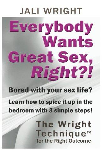 great sex technique The secret to great sex?