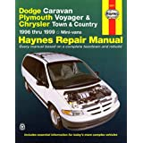 Dodge Caravan, Plymouth Voyager & Chrysler Town & Country Automotive Repair Manual