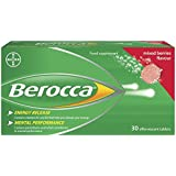 Berocca Mixed Berries Energy Vitamin - 30 Tablets
