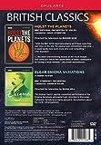 British Classics - Elgar's Enigma Variations & Holst's The Planets