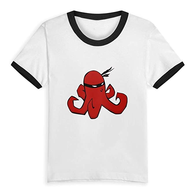 Amazon.com: CZHYMYZ Funny Octopus Pirates Ninja Kids Boys ...