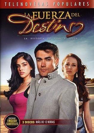Amazon com: La Fuerza Del Destino: David Zepeda, Sandra