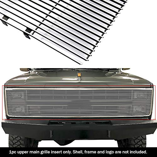 APS Compatible with 1981-1987 Chevy GMC Pickup/Suburban/Blazer/Jimmy Phantom Billet Grille Grill 90#N19-A20258C
