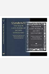 The Major Latin Poems of Jacopo Sannazaro Hardcover