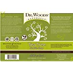 Dr. Woods Pure Tea Tree Liquid Castile Soap, 32 Ounce 4 Dr. Woods Tea Tree Castile Soap 32 oz. Soap