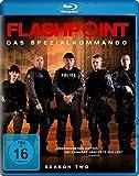 Flashpoint - Das Spezialkommando, Staffel 2 (2 Blu