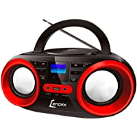 Boombox com CD, BD 129 10W, Lenoxx