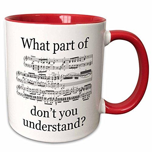 3dRose EvaDane Musicians Two Tone mug 112161 5