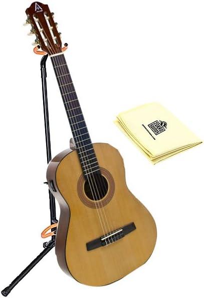 Hohner ac03t a + por Hohner una cuerda de nailon para guitarra 3/4 ...
