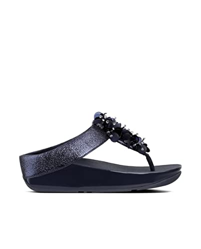 3028518c7fde8 Fitflop Women s Boogaloo Toe Post Flip Flop  Amazon.co.uk  Shoes   Bags