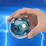 Amyove Teenager Adult Mini Electric Shocking Ball Creative Entertainment Funny and Prank Tool Gift Perfect Gift