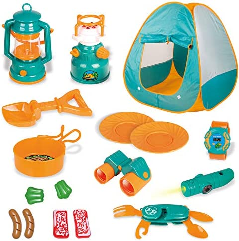 Kids Play Camping Outdoor Tools product image