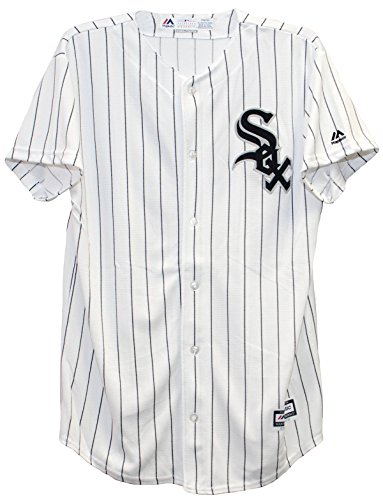 Majestic Chicago White Sox Youth Cool Base Home Jersey (Youth Small 8)
