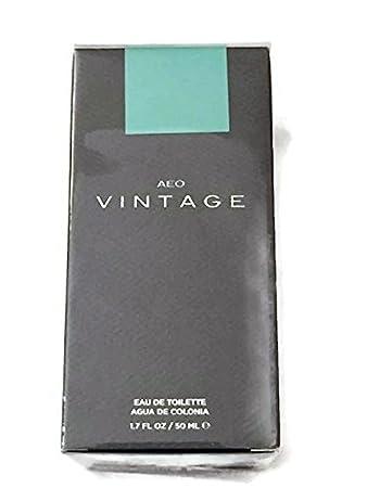 American Eagle AEO Vintage 1.7 Ounce Eau De Toilette