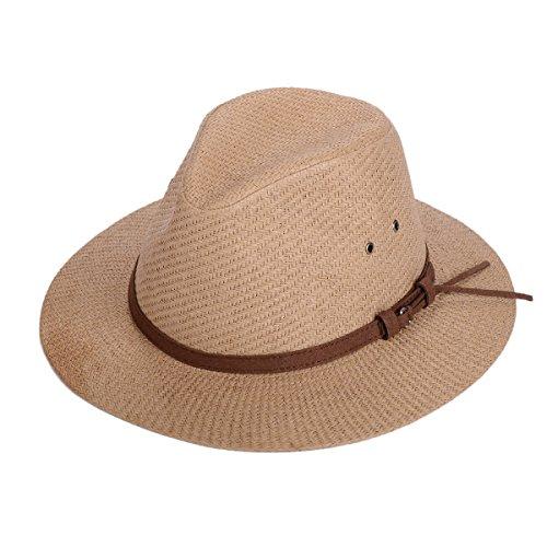 Panama hats for women men wide brim sun straw