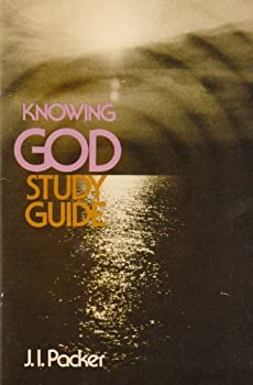 Knowing God: Study Guide 0877844135 Book Cover