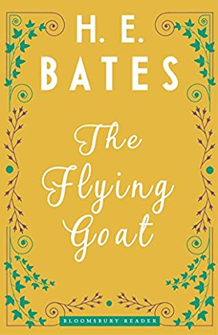 book cover of The Flying Goat