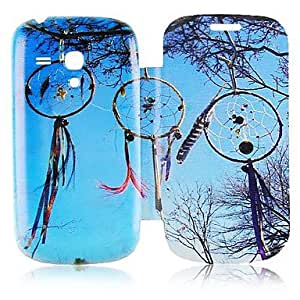 JJE Aeolian Bells Leather Full Body Case for Samsung Galaxy S3 Mini I8190