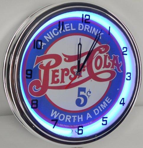 Amazon Com Pepsi Cola 5 Cents Worth A Dime 15 Quot Neon