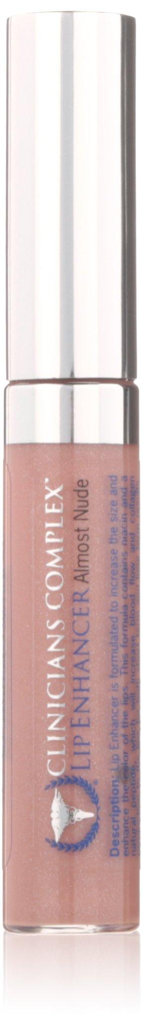 Clinicians Complex Lip Enhancer, Almost Nude, 0.25 Ounce