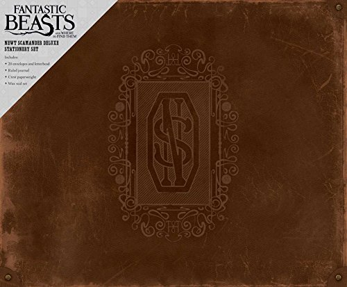 Newt Scamander Deluxe Stationery Set – Harry Potter – HPB