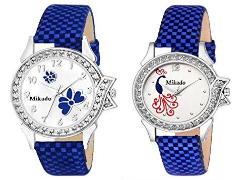 Mikado Stylish Women Analog Watches Combo Watch   for Women