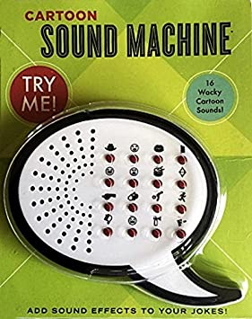 Cartoon Sound Machine