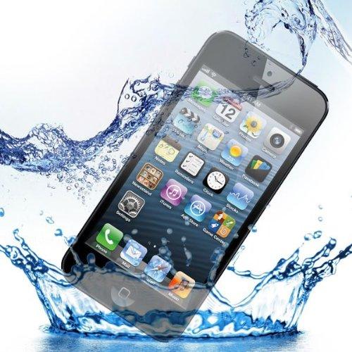 Pellicola Proteggi Schermo Waterproof iPhone 5, 5S deebix