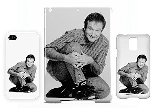 Robin Williams comedy actor iPhone 5C cellulaire cas coque de téléphone cas, couverture de téléphone portable