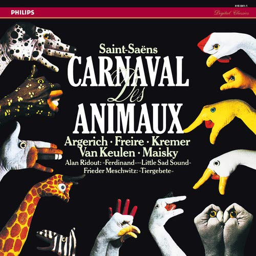 Carnaval Des Animaux (Vinyl)