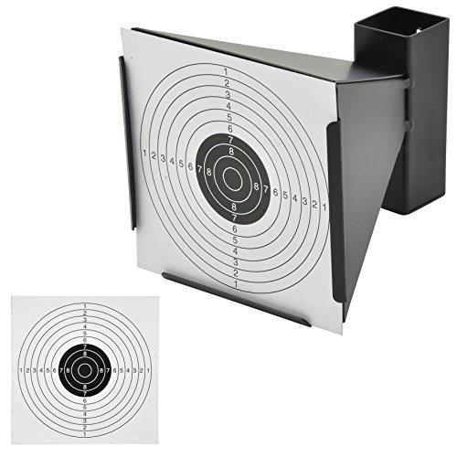 Kugelfang 14x14 + 100 Zielscheiben