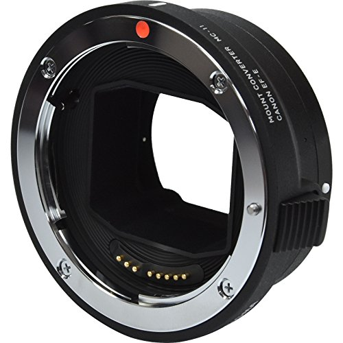 Sigma 150-600mm f/5.0-6.3 Contemporary DG OS HSM Zoom Lens (for Canon EOS) & MC-11 Mount Converter + USB Dock + Filters + Monopod Kit for Sony FE & E-Mount Cameras by Sigma (Image #3)