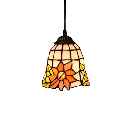 Amazon Com Yd H Tiffany Style Pendant Lights Vintage 6