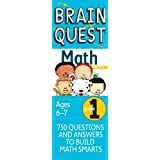 Brain Quest Grade 1 Math, Revised 2nd Edition