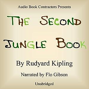 The Second Jungle Book Audiobook