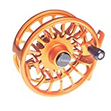 Galvan Torque 4 Fly Reel, Orange - with $30 gift card