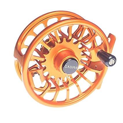 Orange with $30 gift card Galvan Torque 4 Fly Reel