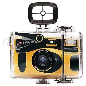 SeaLife SL545 SportDiver II Compact 35mm Underwater Camera