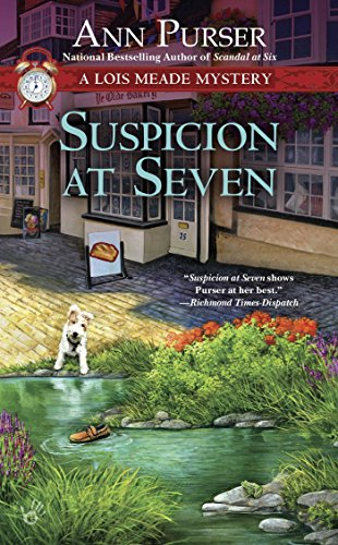 Suspicion at Seven (Lois Meade Mystery Book 14)