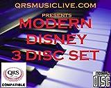 """DISNEY """"CURRENT AND CLASSICS"""" 3 DISC SET - QRS"""