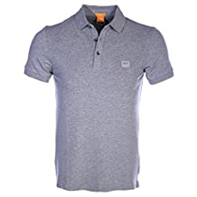 Hugo Boss Polo Shirt Pavlik in Grey