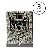 Browning Trail Cameras Locking Security Box Case for Game Cameras, Camo | BTC-SB (3 Pack)