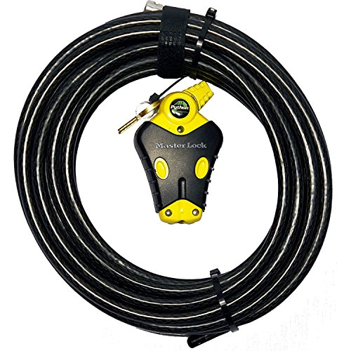 Master Lock - (1) Python Adjustable Cable Lock, 8413KACBL-30